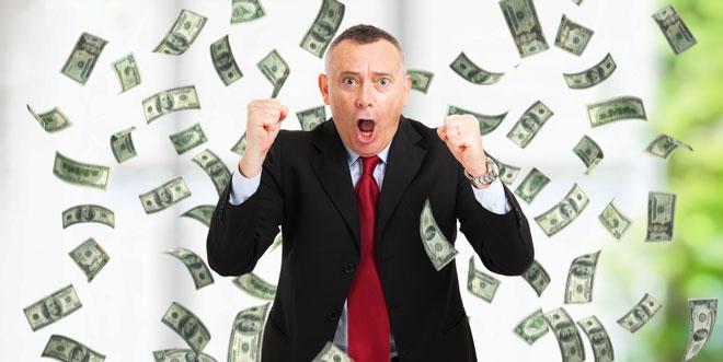 7 årsager til at en millionær er blevet rig.